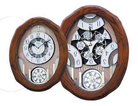 Rhythm Clocks Rhythm Musical Clocks
